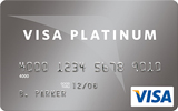 Impact Platinum VISA Credit Card